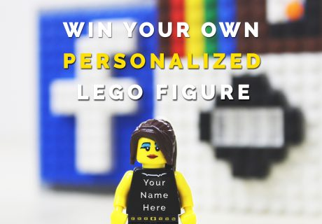 Sweeptake Lego Personalized 3Metas