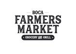 Logo Boca Farmers Market Marketing Customer 3Metas